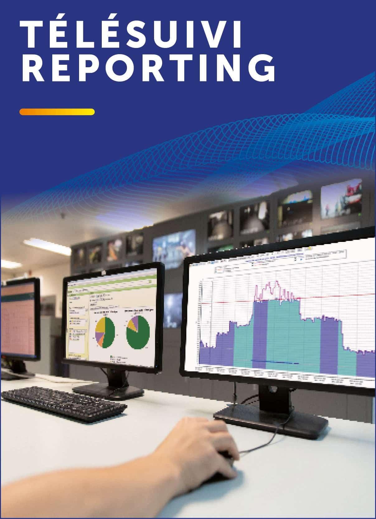 TÉLÉSUIVI / REPORTING