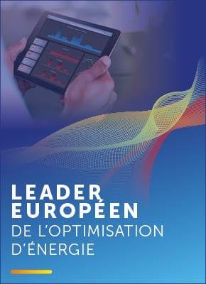 RSW leader européen de l'optimisation d'énergie BtoB
