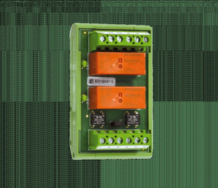Interface URVD